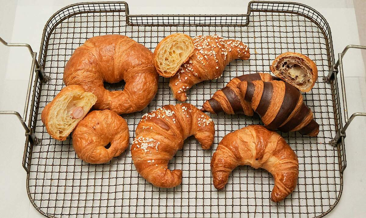 FRITSCH Delicious croissants