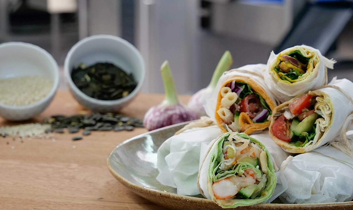 FRITSCH filled Wraps